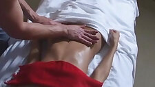 Hot 18 year old gets fucked really hard and deep anal hard