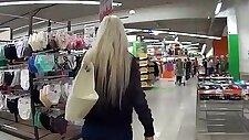 MallCuties teen freak girl, teen girl sucks and fucks for buying clothes