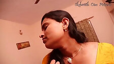 Village Aunty With Tamil Rich Man Telugu Romance Film By MKJ