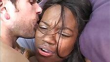 Ebony stunner Daisia