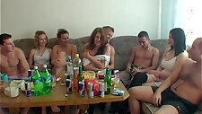 the party is over and anal orgy
