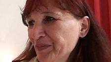 Redhead gets into sex