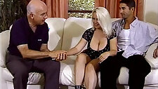 BBW Blonde Housewife Perfect Sex
