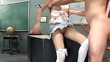 Asian Tia Tanaka Fucked By Teacher