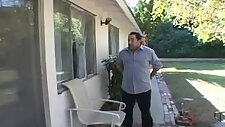 nicole cheats on her husband with monster black neighbor