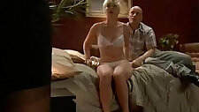 Kinky couple doing scared blonde