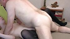 Horny Camera man Fucks Young Model During Masturbation Shoot