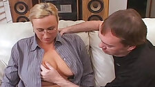 Teacher Joey Lynn Gets a Slut Training Lesson From Dirty D
