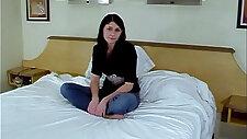 Deanne 18 yo. college cutie first time porn